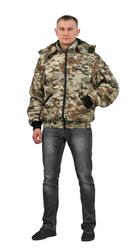 Куртка мужская мультикам Бомбер