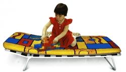 Кровать раскладная детская мягкая