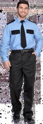 Рубашка Охранника дл.рукав