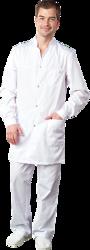 Халат мужской медицинский Руслан