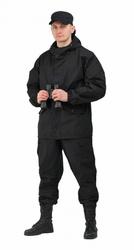 Костюм мужской Горка-3 черный